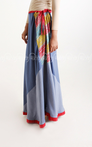 Derawan Skirt by L'Mira Ethnique