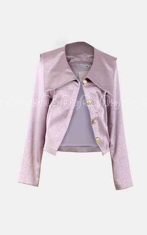 Tongue Blazer by Shabilla