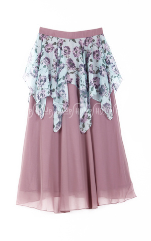 Ruffle Skirt by Aprilia