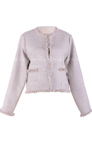 Amanda Tweed Jacket by Treimee