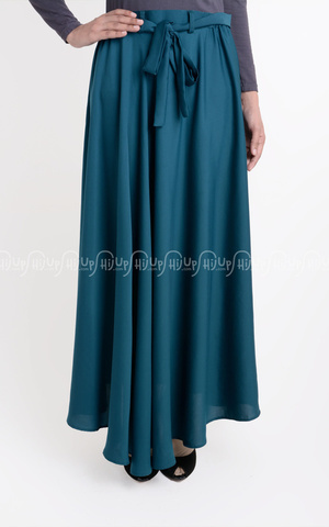 Circle A Skirt by Hijab Icon