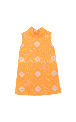 Audrey Dress Yellow by Silver Linings