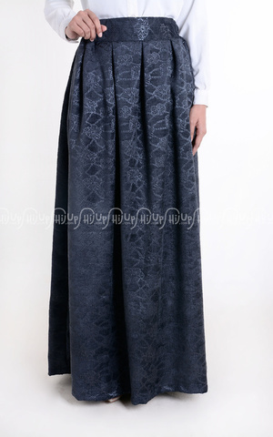 Laura Skirt Dark Grey by Mexitalia