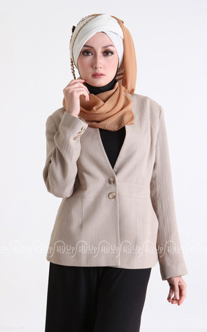 Basic Blazer by MissMarina