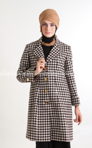 Fem Coat by Beshara