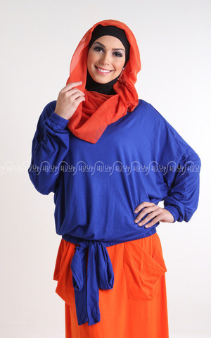 Grenzy Top by Malana Indonesia